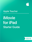 iMovie for iPad iOS 10
