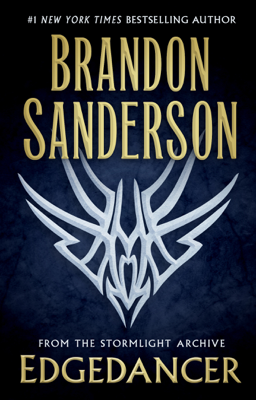 Edgedancer - Brandon Sanderson book