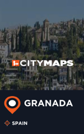 City Maps Granada Spain book