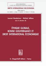 Thique Globale Bonne Gouvernance Et Droit International Conomique