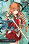 Sword Art Online Progressive Vol 4 Manga