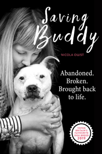 Saving Buddy La couverture du livre martien