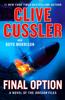 Clive Cussler & Boyd Morrison - Final Option artwork