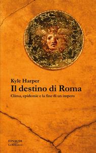 Il destino di Roma Libro Cover