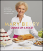 Mary Berry & Lucy Young - Mary Berry Cooks Up A Feast artwork