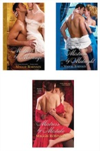 Maggie Robinson Bundle: Mistress By Marriage, Mistress By Midnight, & Mistress By Mistake