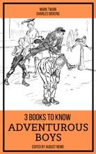 3 books to know Adventurous Boys