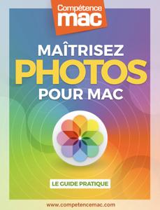 Maîtrisez Photos pour Mac La couverture du livre martien