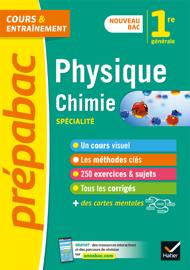 Physique-chimie 1re (spécialité) - Prépabac Cours & entraînement