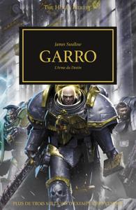 Garro La couverture du livre martien