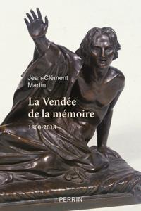 La Vendée de la mémoire La couverture du livre martien