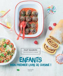 Enfants : mon premier livre de cuisine La couverture du livre martien