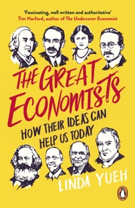 The Great Economists da Linda Yueh