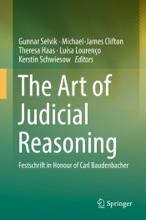 The Art Of Judicial Reasoning