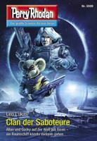 Leo Lukas - Perry Rhodan 3009: Clan der Saboteure artwork