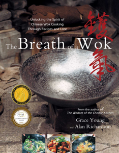 The Breath of a Wok Book Cover
