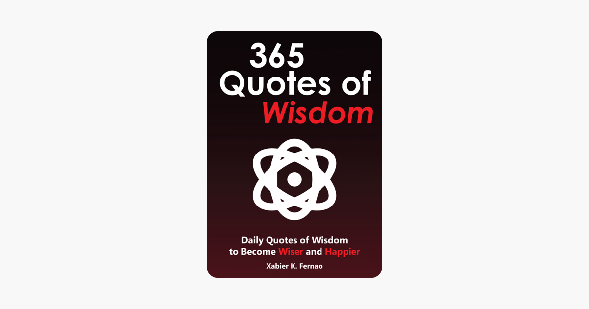 365 Quotes of Wisdom