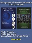 Navegação aérea descomplicada curso completo Book Cover
