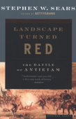 Landscape Turned Red Book Cover