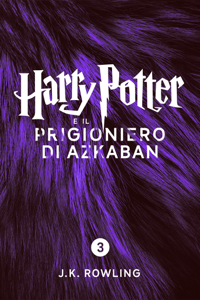 Harry Potter e il Prigioniero di Azkaban (Enhanced Edition) Libro Cover
