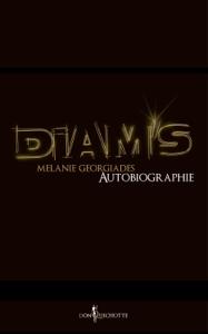 Diam's, autobiographie. Couverture de livre