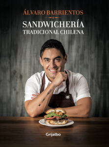 Sandwichería tradicional chilena Book Cover