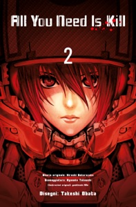 All you need is kill 2 Book Cover