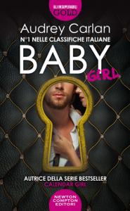 Baby. Girl Copertina del libro