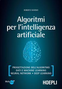 Algoritmi per l'intelligenza artificiale Libro Cover