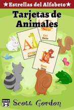 Estrellas Del Alfabeto: Tarjetas De Animales