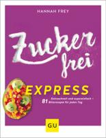Hannah Frey - Zuckerfrei Express artwork
