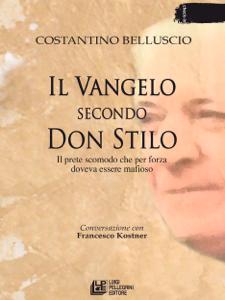 Il vangelo secondo Don Stilo Copertina del libro
