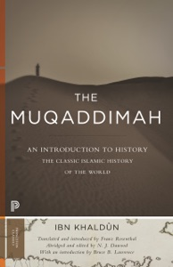 The Muqaddimah Book Cover