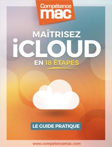 Maîtrisez iCloud en 18 étapes Couverture de livre