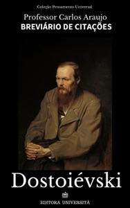 Breviário de Citações de Dostoiévski Book Cover