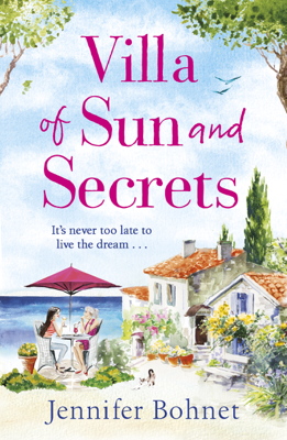 Jennifer Bohnet - Villa of Sun and Secrets book