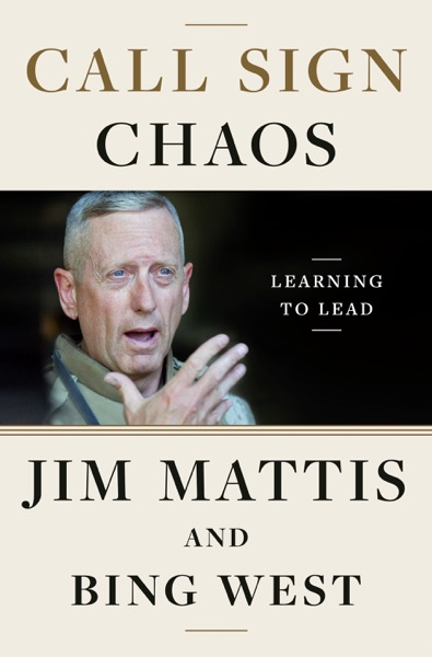 Call Sign Chaos - Jim Mattis & Bing West book cover
