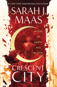 House of Earth and Blood Copertina del libro