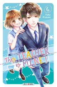 This Teacher is Mine! T06 La couverture du livre martien