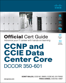 CCNP and CCIE Data Center Core DCCOR 350-601 Official Cert Guide, 1/e