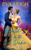Download Would I Lie to the Duke ePub | pdf books