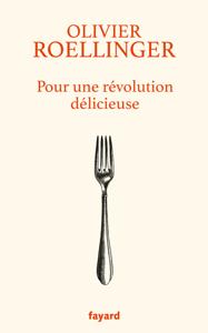 Pour une révolution délicieuse La couverture du livre martien
