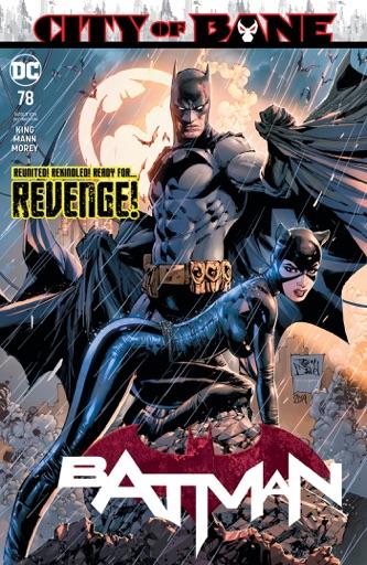 Batman (2016-) #78 - Tom King & Clay Mann