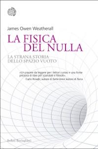La fisica del nulla Book Cover