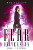 Meg Collett - Fear University Series (Books 1-3 + Novella)  artwork
