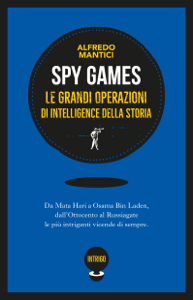 Spy Games Libro Cover