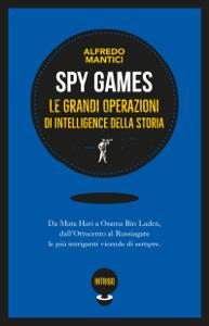 Spy Games Copertina del libro