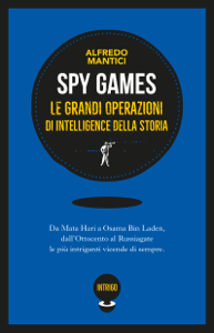 Spy Games Libro Cover