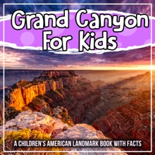 Grand Canyon For Kids: A Children's American Landmark Book With Facts
