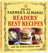 The Old Farmer's Almanac Readers' Best Recipes Book Cover